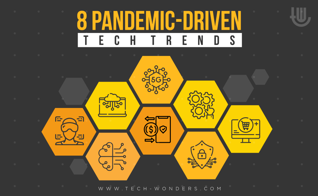 8 Pandemic-Driven Tech Trends