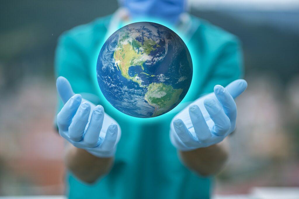 COVID-19 Coronavirus Pandemic Quarantine Hygiene Tech Trends