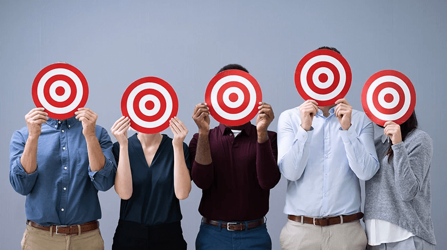 Determine the target audience