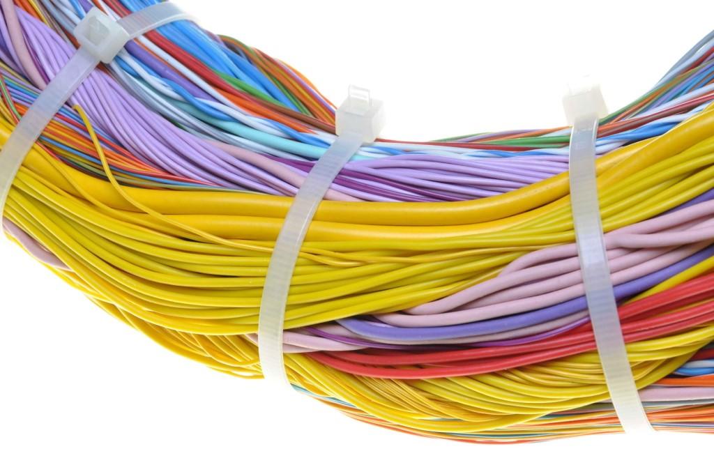 Wire bundling